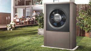 Mit Wärmepumpen im Rahmen einer Heizungssanierung erneuerbare Energien effizient nutzen - Region Eisenhüttenstadt und Guben.