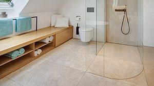 Wir sanieren Ihr Badezimmer in Eisenhüttenstadt und der umliegenden Region - auf Wunsch auch barrierefrei.
