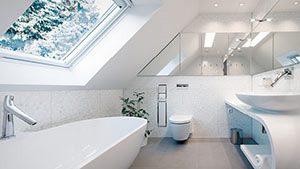 Badsanierung in Eisenhüttenstadt und Umgebung - aus einer Hand vom Komplettbad bis zum Gästebad.